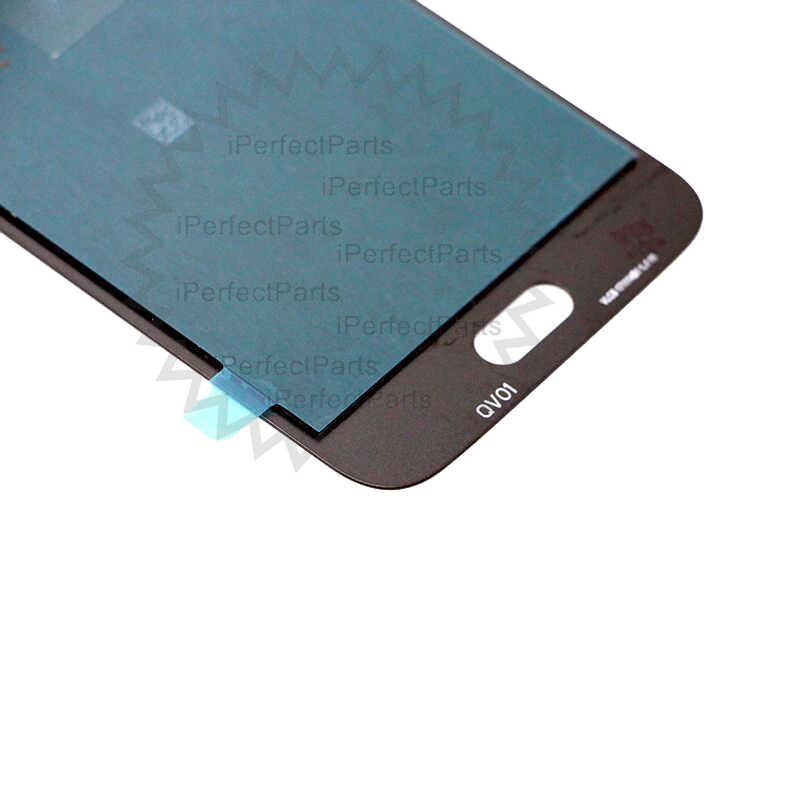 لسامسونج غالاكسي J2 برو 2018 J250 شاشة الكريستال السائل مجموعة المحولات الرقمية لشاشة تعمل بلمس استبدال + أدوات لسامسونج J250 LCD