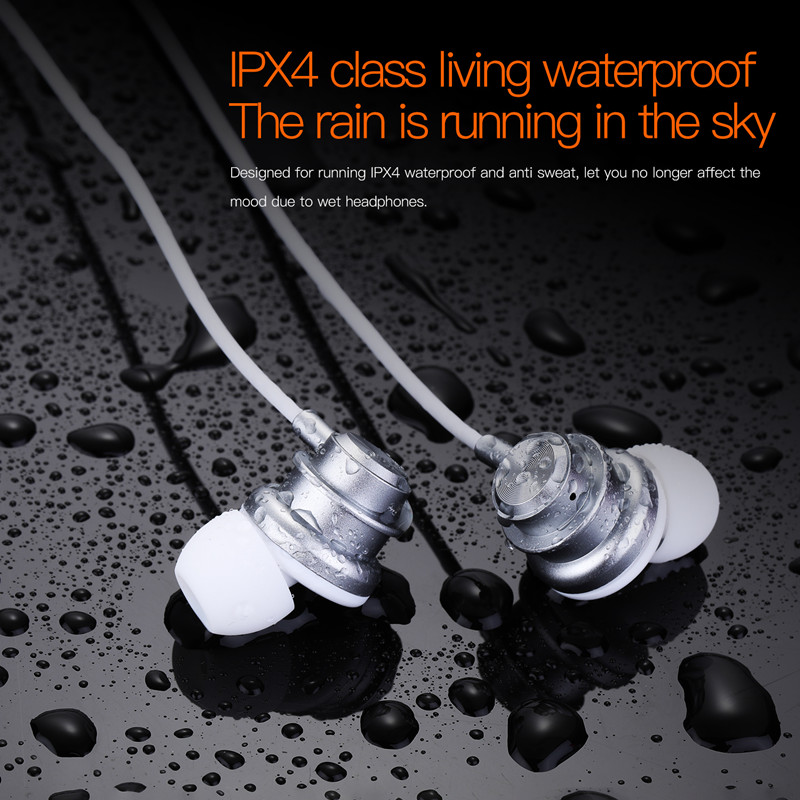 PLEXTONE X56M Type-C Metal Earphones 1