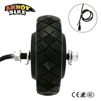 5.5 140mm 24v 36v 200w Electric Hub Motor 5.5 inch Wheel For Electric Folding Scooter Hoverboard Standing Scooter Skatebaord