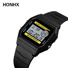 HONHX Men Woman Wrist Watch Luxury Analog LED Waterproof Luminous Sports Watches Digital Watch 2019 Relogio Sport Masculino(China)