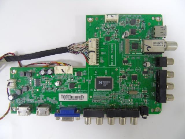 715G6414-M0D-000-004K For Screen TPT400LA TPT460H1 Good Working Tested 715g6542 m0e 000 005i for screen tpt400la good working tested