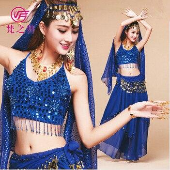Traje arabe mujer para bailar