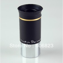 Cheap price New 1.25″ F9mm 66 Degree Wide Angle Eyepiece for Telescope