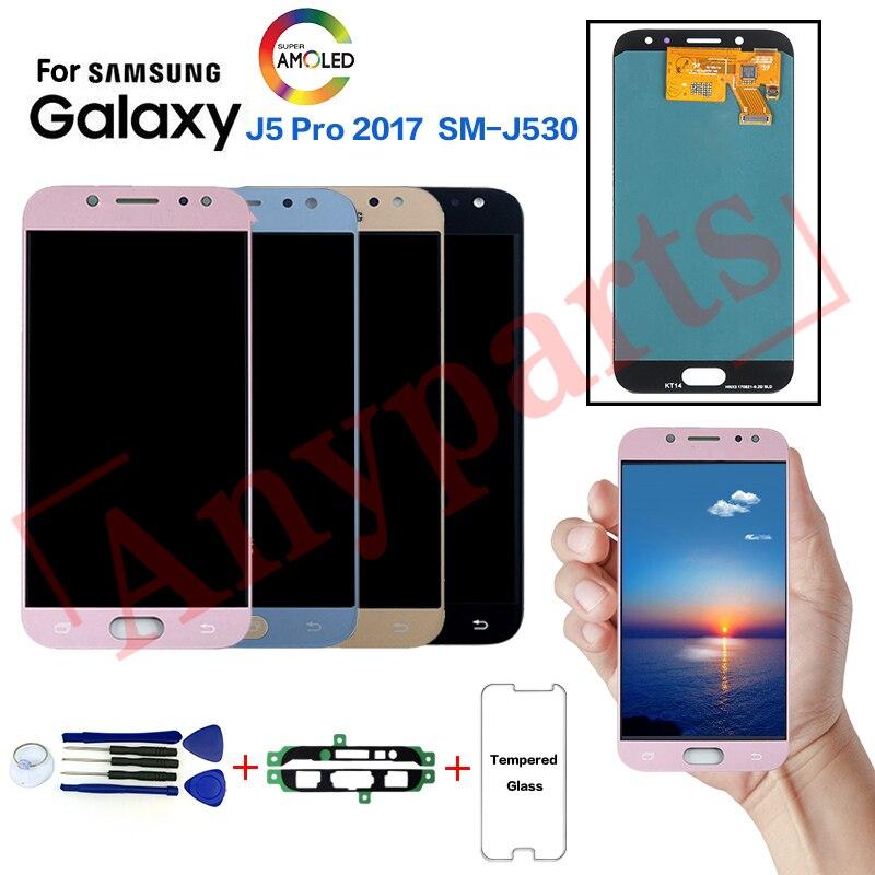Original pour Samsung J5 Pro 2017 J530 J530F écran LCD remplacement pour Samsung J530GM J530Y J530YM module d'affichage