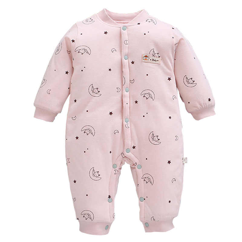 67d874207856 2019 Fashion New Born Baby Girls Clothes Autumn Winter Baby Boys Romper  Coveralls Children Infant Clothing