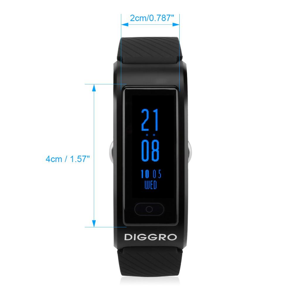 Smartband-Diggro DF23-8