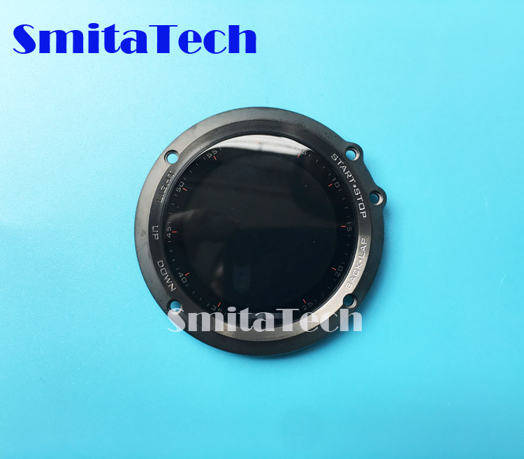 Front Case Cover with LCD Screen Glass for Garmin Fenix 3 GPS Watch