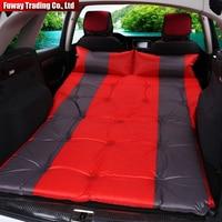 Надувная кровать для путешествий #5