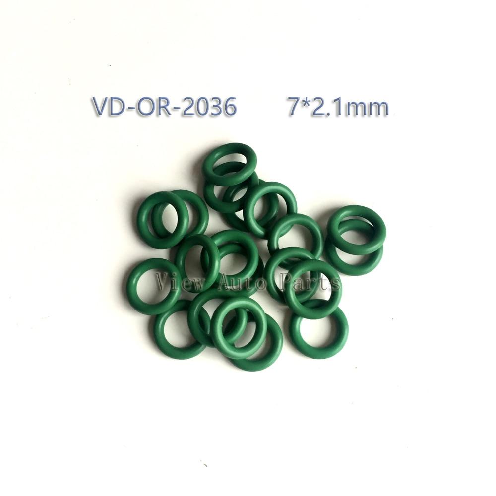500pcs For ASNU030 Fuel Injector Viton O Rings ORings O Rings O Rings Top Quality Fuel
