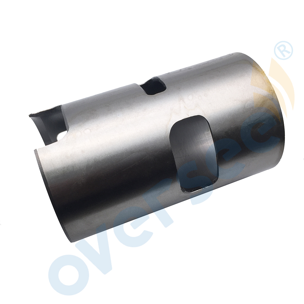 OVERSEE Liner Sleeve - Piston 66T-11312 66T-10935 fit Yamaha Outboard 40HP E 40 2T 80MM
