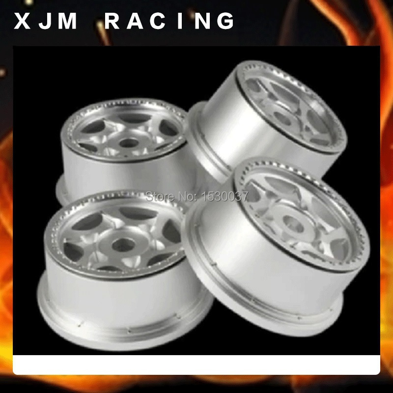 1/5 Scale RC KM HPI Baja 5T Buggy high-strength metal wheel hub set 2017 new rovan 1 5 scale gasoline rc car baja 5b high strength nylon frame 29cc engine warbro668 symmetrical steering