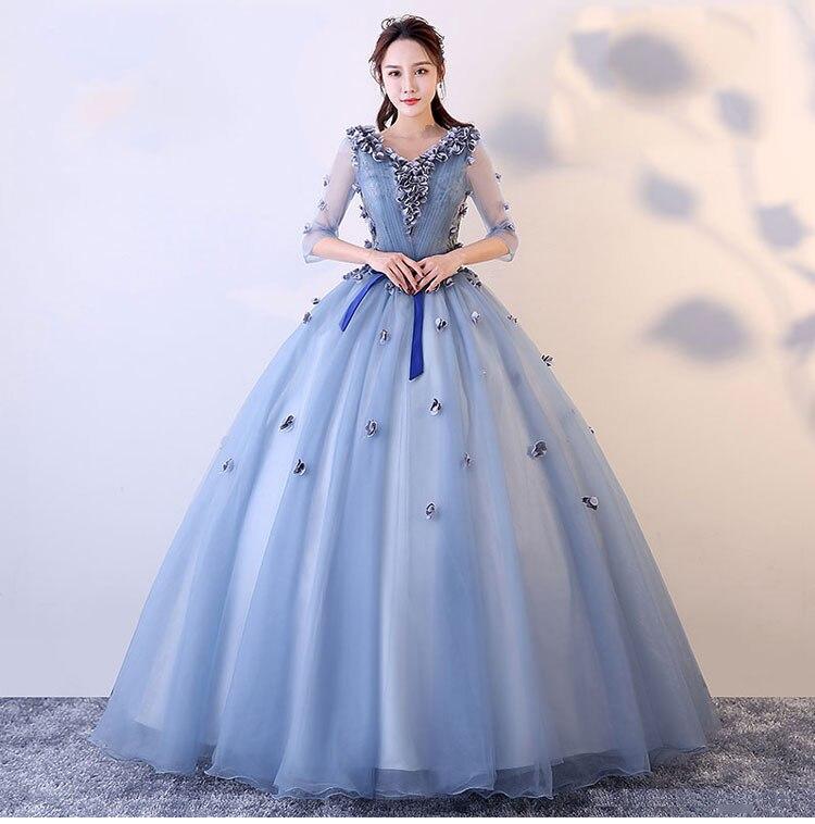bea1d97eac9 Подробнее Обратная связь Вопросы о Дешевые Бальные платья принцессы ...