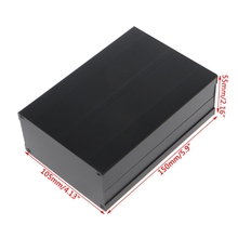 150x105x55 мм DIY Алюминий корпус электронная плата проект ПРИБОРНЫЕ