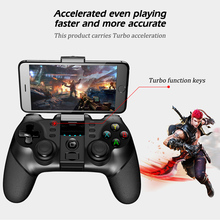 2.4G Wireless Bluetooth USB Gamepads with Analog Function for PC PS 3 PS3 Controller Android / IOS / Win XP /7/8/10 Game Console
