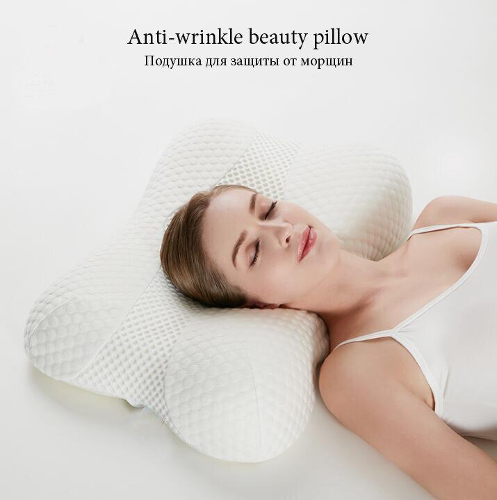 Wrinkle Reducing Premier Comfort Anti Aging Pillow Face Pillow