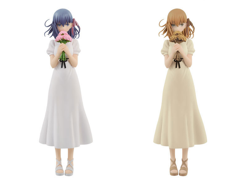 Fate/Stay Night Heaven's Feel Matou Sakura PVC Figure Toy Model Collection 2 Styles
