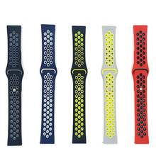 Soft Silicone Replacement Sport Strap Watch Band for Fitbit