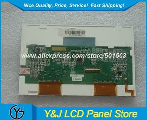 "7"" 800*480 WLED LCD Module AT070TN83 V1(China)"