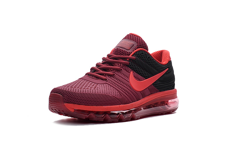 grossiste b4e2c 37829 Hot Sale NIKE Air MAX 2017 Nike Running shoes full palm nano Disu  technology Sports Men shoes 40-45