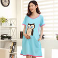 Maternity Wear Clothing Summer Cotton Breastfeeding Nursing Clothes Cartoon Casual Dress Pregnancy Clothes for Pregnant Women