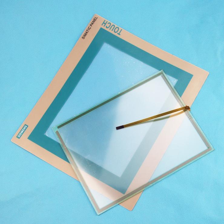 все цены на For TP270-10 TP270 6AV6545-0CC10- 0AX0 Touch Screen Resistance Panle Glass + Protective Film онлайн