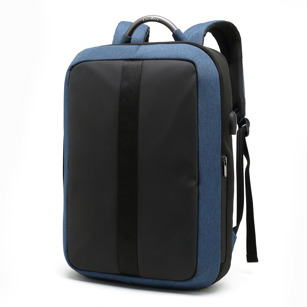 81a5dc38f00d US $39.81 30% OFF|With USB Charging Port Men Backpacks Waterproof notebook  Computer Bag Women outdoor Travel Mochila Laptop Backpack 15 15.6 inch-in  ...