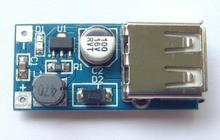 Free Shipping 1pc 0 9V 5V to 5V DC DC step up module