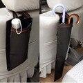 Ajustable Impermeable Paraguas Coche Cubierta Organizador Bolsa Plegable Auto Back Seat Reposacabeza Montaje Paraguas Mojados Organizadores