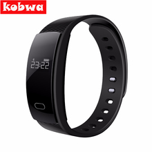 Smart Wristband Heart Rate Blood Pressure test Smart Wristband Sport Arterial Pressure bluetooth Smart Bracelet for Android IOS