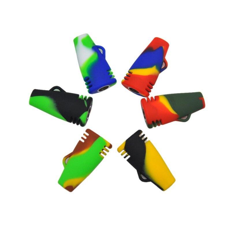 Силиконовые трубки курительные трубки силиконовые травы курительные трубки сигареты аксессуары силикагель разные цвета ...