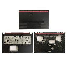 Dla DELL Inspiron 15P 7000 7557 7559 T9X28 dolna pokrywa podstawy/podpórce pod nadgarstki górna nie touchpad/dolna pokrywa drzwi małe litery