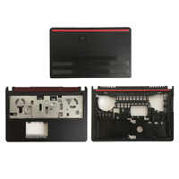 Per DELL Inspiron 15P 7000 7557 7559 T9X28 Coperchio Inferiore Base/Palmrest Superiore Nessun touchpad/Copertura Inferiore porta Inferiore Caso