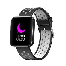 Купить с кэшбэком Smart Watch band S88 Waterproof Sport Bracelet Blood Pressure Fitness Tracker Bluetooth Wristband Information Color Screen