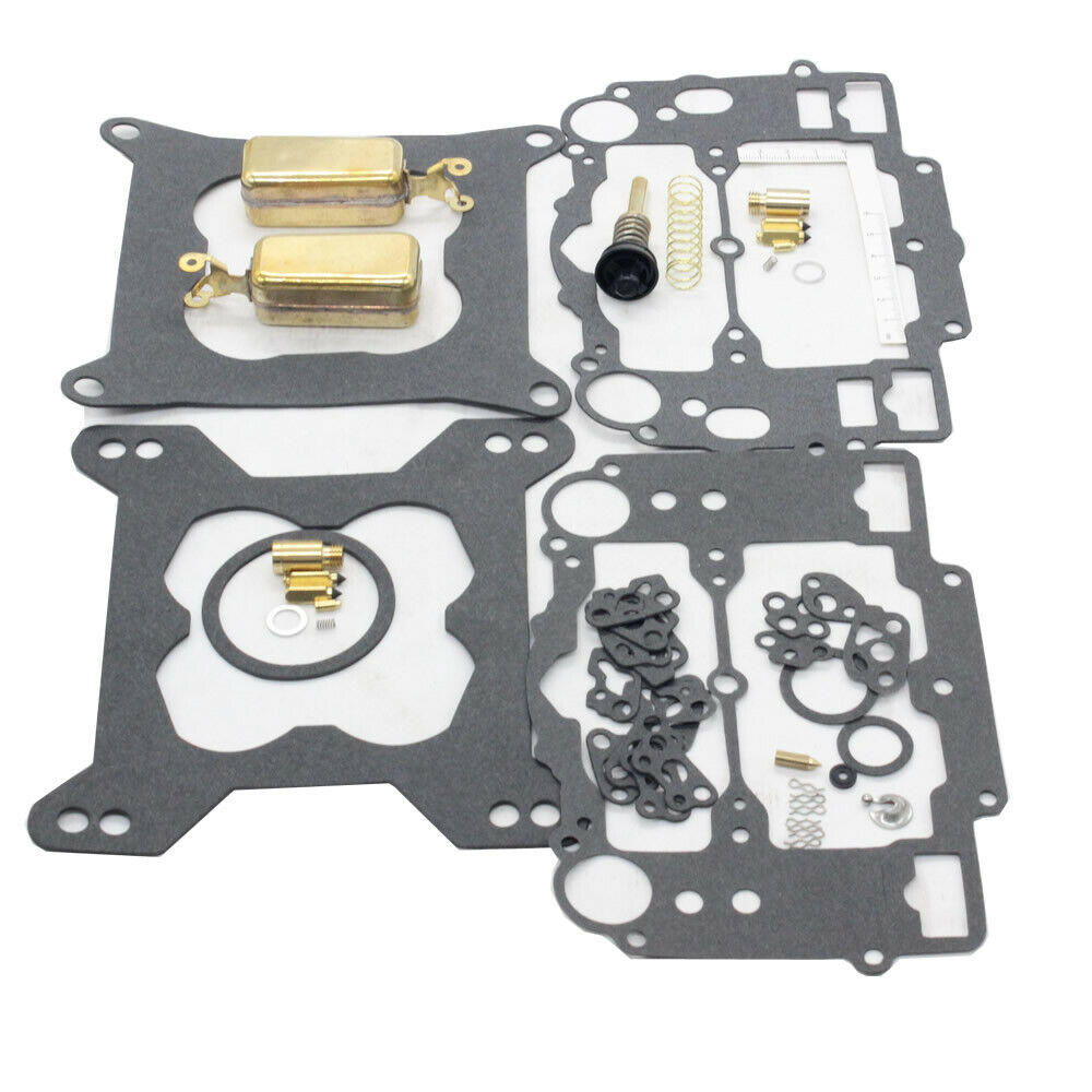 New Carburetor Rebuild Kit For EDELBROCK 1411 1400 1404 1405 1406 1407 1477 1409
