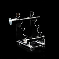 Acrylic Jewelry Stand Holder For Antique Collectible Display Shelf