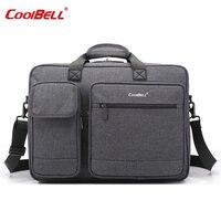 COOL BELL 17 3 15 6 Inch Laptop Bag 17 15 Notebook Computer Cross Body Bags