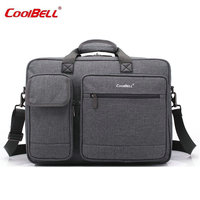 COOL BELL 17 3 15 6 Inch Laptop Bag 17 15 Notebook Computer Cross Body Bags
