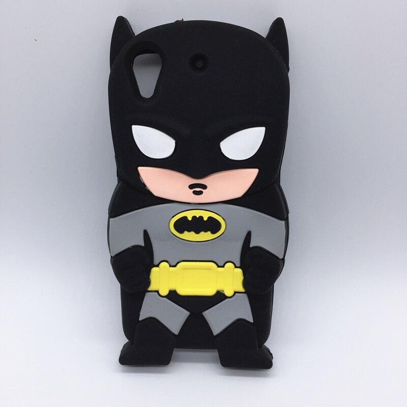 NEUE 3D Cartoon Held Batman Weichen Silikon-hülle Für HTC Desire 626 626...