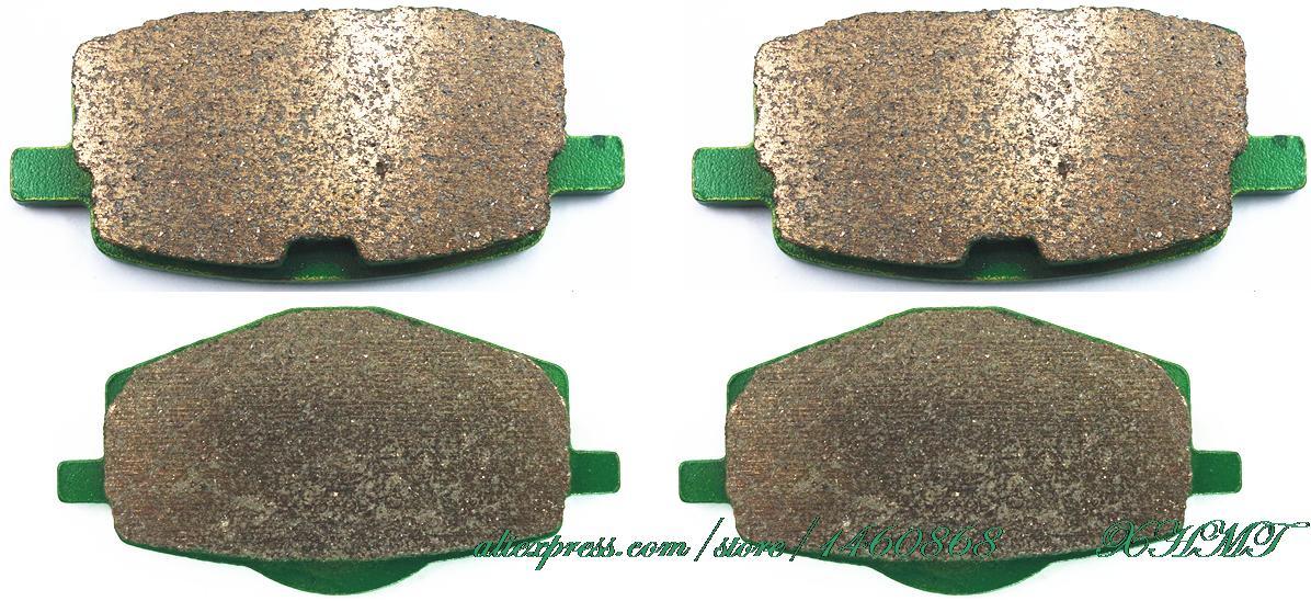 Brake Pads Set for YAMAHA TZM50 TZM 50 R 1994 & up/ TZR50 TZR 50 1990 1991 1992 1993 1994 1995 1996 / TZR80 TZR 80 1992 & up
