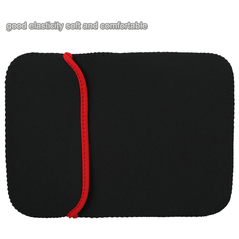 Universal Pouch Sleeve Soft Laptop Bag Case for Android Tablet PC 7 inch 8 inch 9 inch 10 inch Mouse Pad Style car styling 5x7mm u style black white checkered air vent grille console panel switch rim moulding trim outlet strip meter m