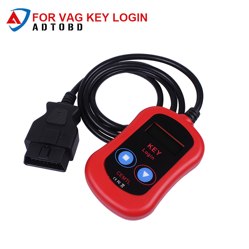 10CB Car Key Programmer Tool Scanner Maintenance with CD Vehicle Professional