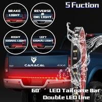 REDLINE 60 034 PICKUP TRUCK SUV LED TAILGATE LIGHT BAR RUNNING BRAKE REVERSE SIGNAL REDLINE