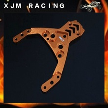 1/5 rc car HD alloy front upper plate for 1/5 scale hpi rovan km baja 5b parts