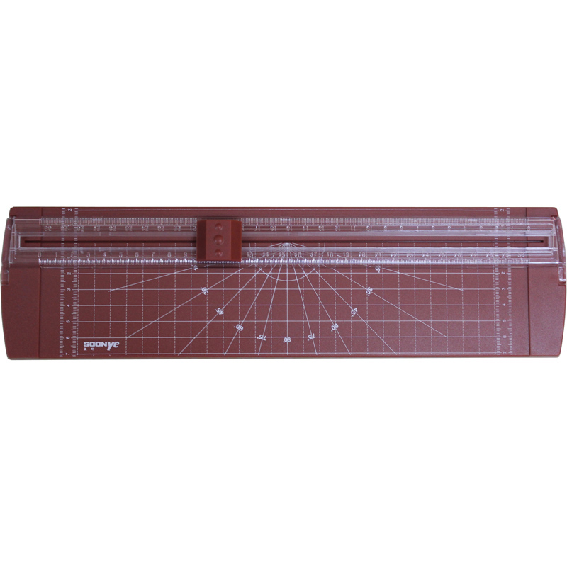 Pocket Paper Trimmer Manual Paper Cutter For A4 Paper Precision Trimmer