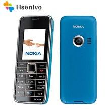 3500 100% D'origine Nokia 3500 téléphone portable original débloqué quadri-bande FM Radio GSM téléphone portable Livraison gratuite