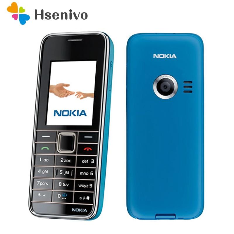 3500 100% Original Nokia 3500 Original Mobile Phone Unlocked Quad Band FM Radio GSM Cellphone Refurbished