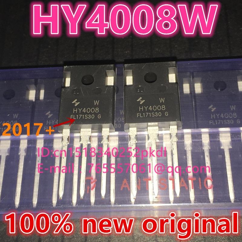 Prix pour 100% New original MOSFET HY4008 HY4008W 80 V 200A TO-3P onduleur Ultra puce