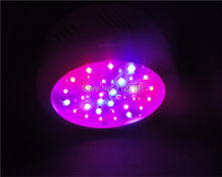 Free Shipping Red 630nm Blue 460nm 175mm H60mm 30PCS 3w 90w Ufo Led Grow Light