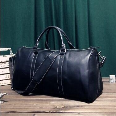 2017 nouvelle mode sac de voyage femmes sac à main grande taille keepall sac en cuir véritable de haute qualité livraison gratuite