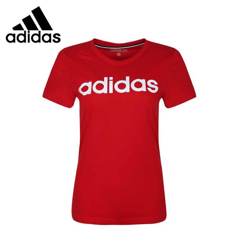 Оригинальный Новое поступление NEO W CE футболки женские с коротким рукавом